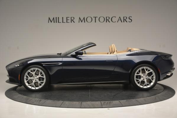 New 2019 Aston Martin DB11 Volante Volante for sale Sold at Alfa Romeo of Westport in Westport CT 06880 3