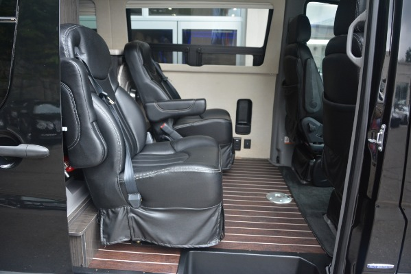 Used 2014 Mercedes-Benz Sprinter 3500 Airstream Lounge Extended for sale Sold at Alfa Romeo of Westport in Westport CT 06880 12
