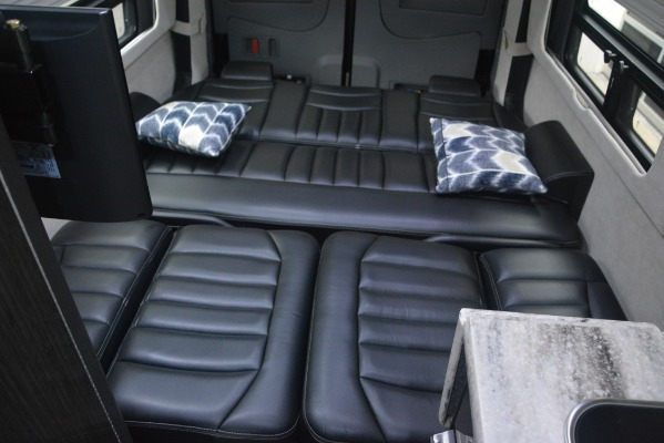 Used 2014 Mercedes-Benz Sprinter 3500 Airstream Lounge Extended for sale Sold at Alfa Romeo of Westport in Westport CT 06880 16