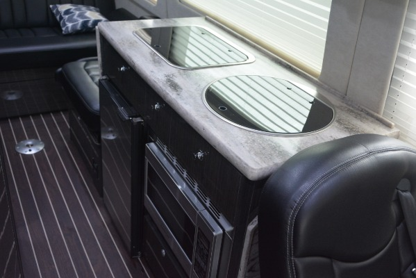 Used 2014 Mercedes-Benz Sprinter 3500 Airstream Lounge Extended for sale Sold at Alfa Romeo of Westport in Westport CT 06880 21