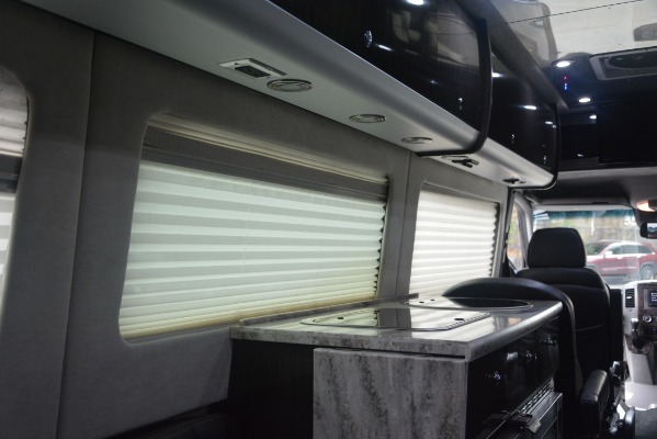 Used 2014 Mercedes-Benz Sprinter 3500 Airstream Lounge Extended for sale Sold at Alfa Romeo of Westport in Westport CT 06880 24