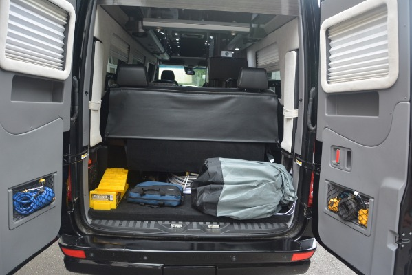 Used 2014 Mercedes-Benz Sprinter 3500 Airstream Lounge Extended for sale Sold at Alfa Romeo of Westport in Westport CT 06880 26