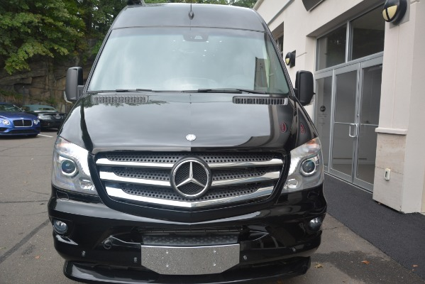 Used 2014 Mercedes-Benz Sprinter 3500 Airstream Lounge Extended for sale Sold at Alfa Romeo of Westport in Westport CT 06880 5