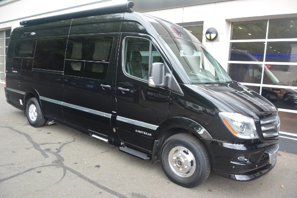 Used 2014 Mercedes-Benz Sprinter 3500 Airstream Lounge Extended for sale Sold at Alfa Romeo of Westport in Westport CT 06880 8