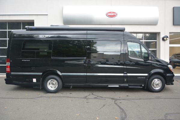 Used 2014 Mercedes-Benz Sprinter 3500 Airstream Lounge Extended for sale Sold at Alfa Romeo of Westport in Westport CT 06880 9