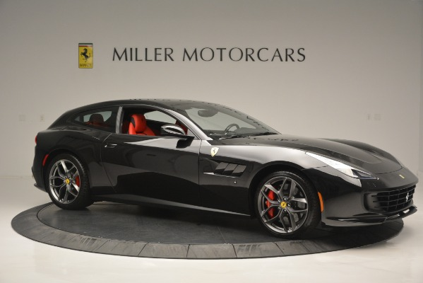 Used 2018 Ferrari GTC4LussoT V8 for sale Sold at Alfa Romeo of Westport in Westport CT 06880 10