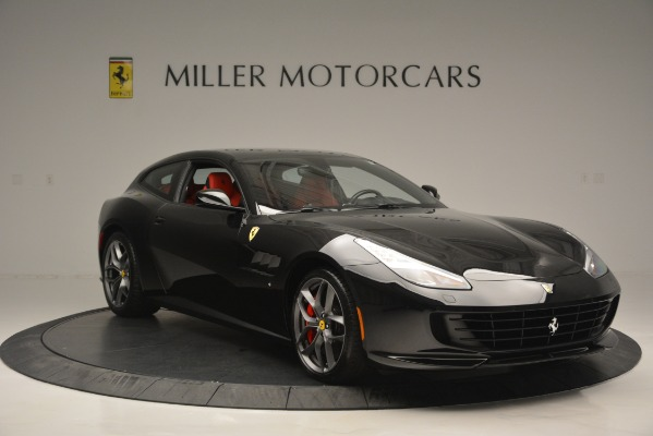 Used 2018 Ferrari GTC4LussoT V8 for sale Sold at Alfa Romeo of Westport in Westport CT 06880 11