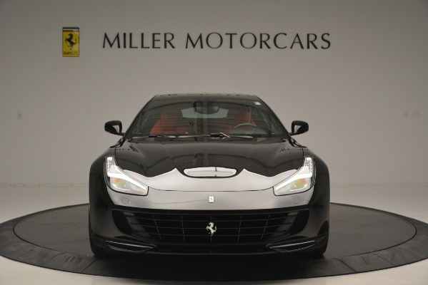 Used 2018 Ferrari GTC4LussoT V8 for sale Sold at Alfa Romeo of Westport in Westport CT 06880 12