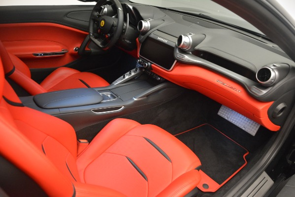 Used 2018 Ferrari GTC4LussoT V8 for sale Sold at Alfa Romeo of Westport in Westport CT 06880 19