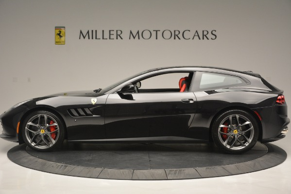 Used 2018 Ferrari GTC4LussoT V8 for sale Sold at Alfa Romeo of Westport in Westport CT 06880 3
