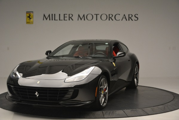Used 2018 Ferrari GTC4LussoT V8 for sale Sold at Alfa Romeo of Westport in Westport CT 06880 1
