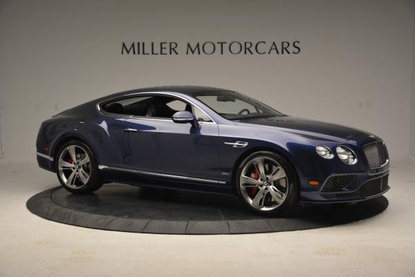 Used 2016 Bentley Continental GT Speed GT Speed for sale Sold at Alfa Romeo of Westport in Westport CT 06880 10