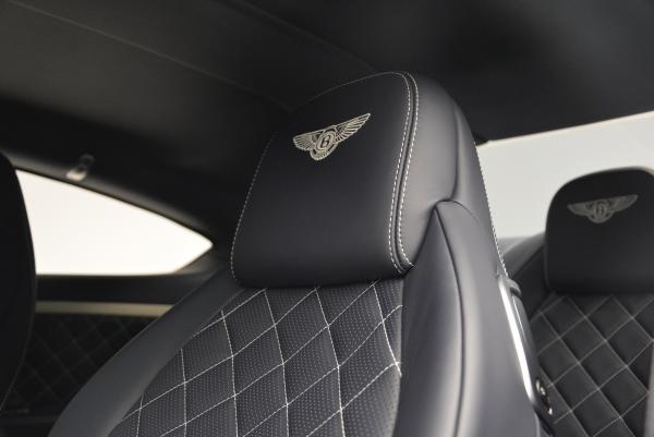 Used 2016 Bentley Continental GT Speed GT Speed for sale Sold at Alfa Romeo of Westport in Westport CT 06880 24