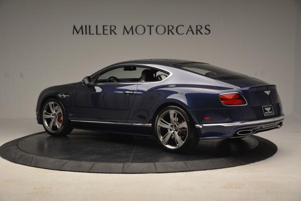 Used 2016 Bentley Continental GT Speed GT Speed for sale Sold at Alfa Romeo of Westport in Westport CT 06880 4