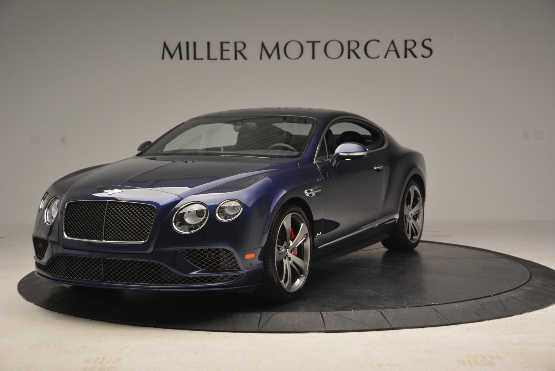 Used 2016 Bentley Continental GT Speed GT Speed for sale Sold at Alfa Romeo of Westport in Westport CT 06880 1