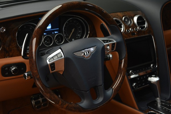 New 2018 Bentley Flying Spur V8 for sale Sold at Alfa Romeo of Westport in Westport CT 06880 23