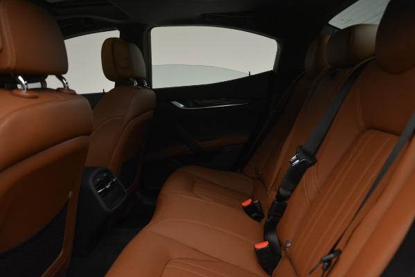 New 2019 Maserati Ghibli S Q4 for sale Sold at Alfa Romeo of Westport in Westport CT 06880 17