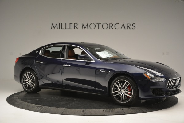 New 2019 Maserati Ghibli S Q4 for sale Sold at Alfa Romeo of Westport in Westport CT 06880 10