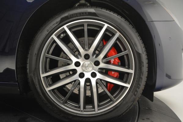 New 2019 Maserati Ghibli S Q4 for sale Sold at Alfa Romeo of Westport in Westport CT 06880 12
