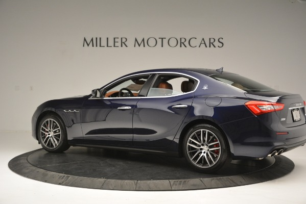 New 2019 Maserati Ghibli S Q4 for sale Sold at Alfa Romeo of Westport in Westport CT 06880 4