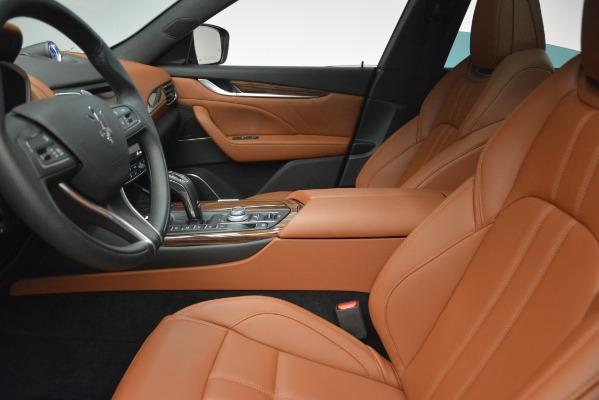 New 2019 Maserati Levante S Q4 GranSport for sale Sold at Alfa Romeo of Westport in Westport CT 06880 14