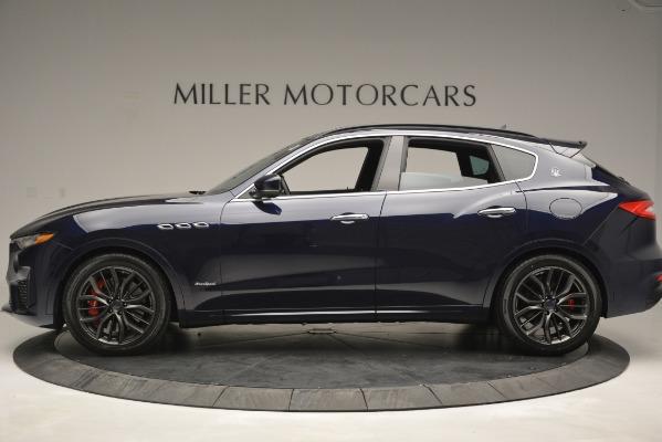 New 2019 Maserati Levante S Q4 GranSport for sale Sold at Alfa Romeo of Westport in Westport CT 06880 3