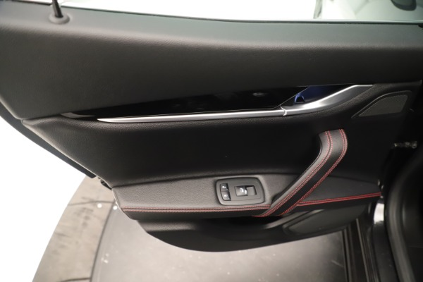 Used 2019 Maserati Ghibli S Q4 GranSport for sale $64,900 at Alfa Romeo of Westport in Westport CT 06880 21