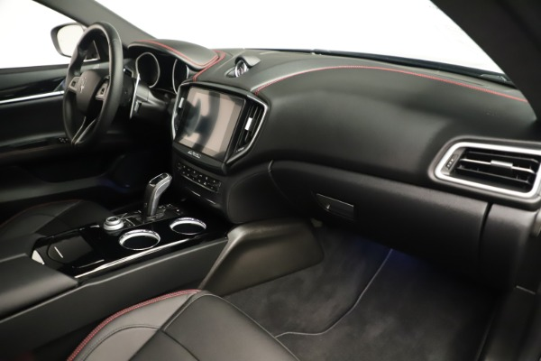 Used 2019 Maserati Ghibli S Q4 GranSport for sale $64,900 at Alfa Romeo of Westport in Westport CT 06880 22