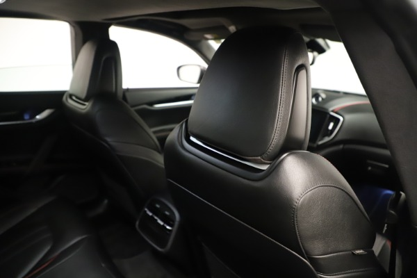 Used 2019 Maserati Ghibli S Q4 GranSport for sale $64,900 at Alfa Romeo of Westport in Westport CT 06880 28