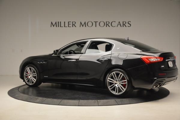 Used 2019 Maserati Ghibli S Q4 GranSport for sale $64,900 at Alfa Romeo of Westport in Westport CT 06880 4