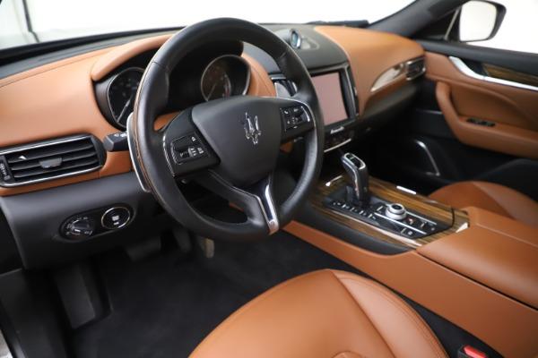 Used 2019 Maserati Levante Q4 GranLusso for sale Sold at Alfa Romeo of Westport in Westport CT 06880 13