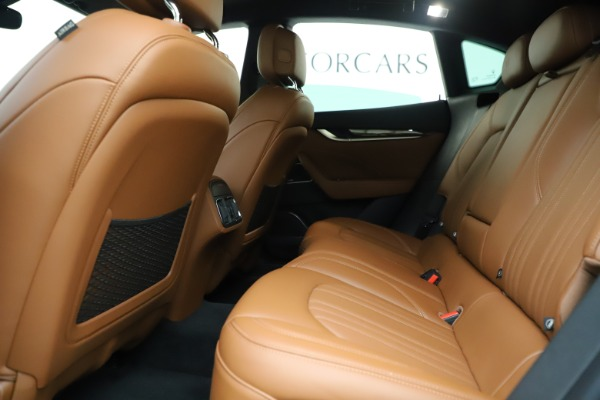 Used 2019 Maserati Levante Q4 GranLusso for sale Sold at Alfa Romeo of Westport in Westport CT 06880 19