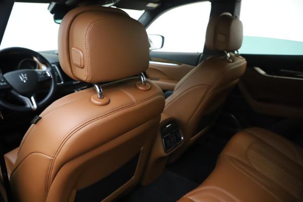 Used 2019 Maserati Levante Q4 GranLusso for sale Sold at Alfa Romeo of Westport in Westport CT 06880 20