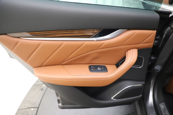 Used 2019 Maserati Levante Q4 GranLusso for sale Sold at Alfa Romeo of Westport in Westport CT 06880 21