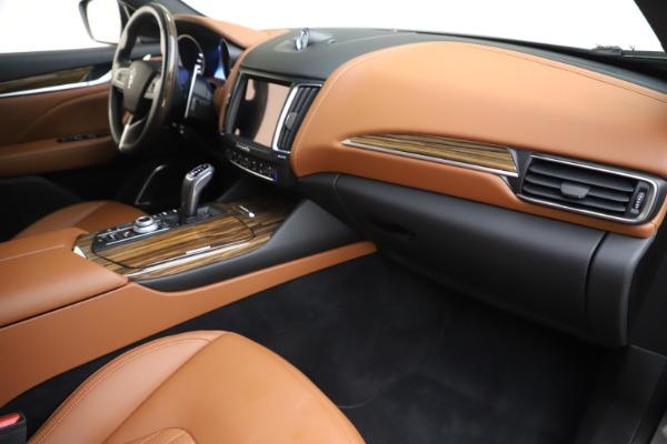 Used 2019 Maserati Levante Q4 GranLusso for sale Sold at Alfa Romeo of Westport in Westport CT 06880 22