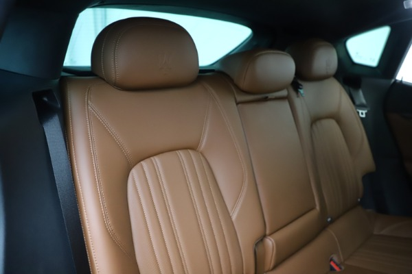 Used 2019 Maserati Levante Q4 GranLusso for sale Sold at Alfa Romeo of Westport in Westport CT 06880 26