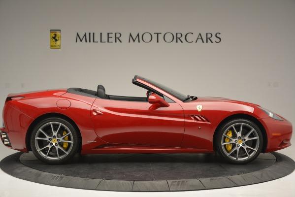 Used 2011 Ferrari California for sale Sold at Alfa Romeo of Westport in Westport CT 06880 10