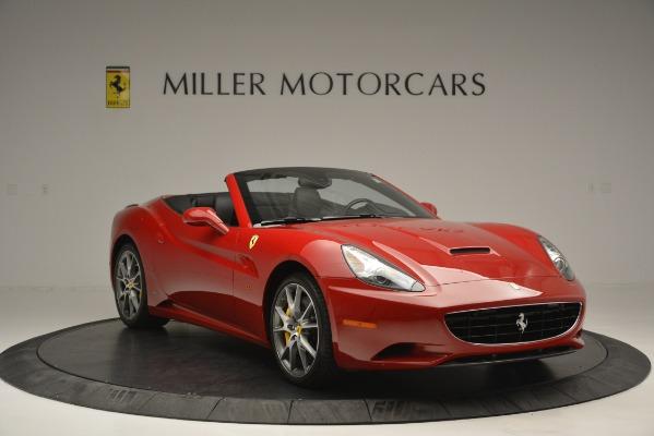 Used 2011 Ferrari California for sale Sold at Alfa Romeo of Westport in Westport CT 06880 12
