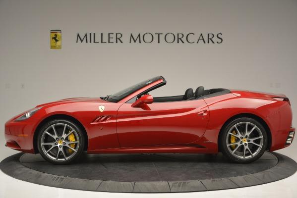 Used 2011 Ferrari California for sale Sold at Alfa Romeo of Westport in Westport CT 06880 3