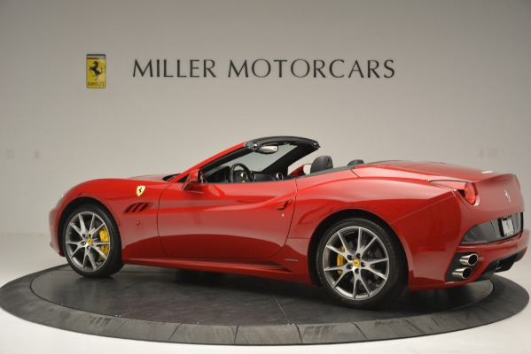 Used 2011 Ferrari California for sale Sold at Alfa Romeo of Westport in Westport CT 06880 4