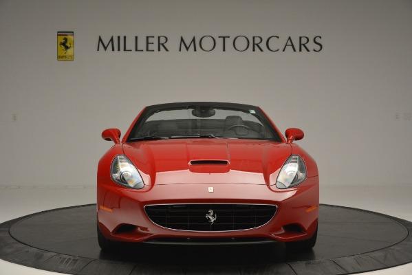 Used 2011 Ferrari California for sale Sold at Alfa Romeo of Westport in Westport CT 06880 6