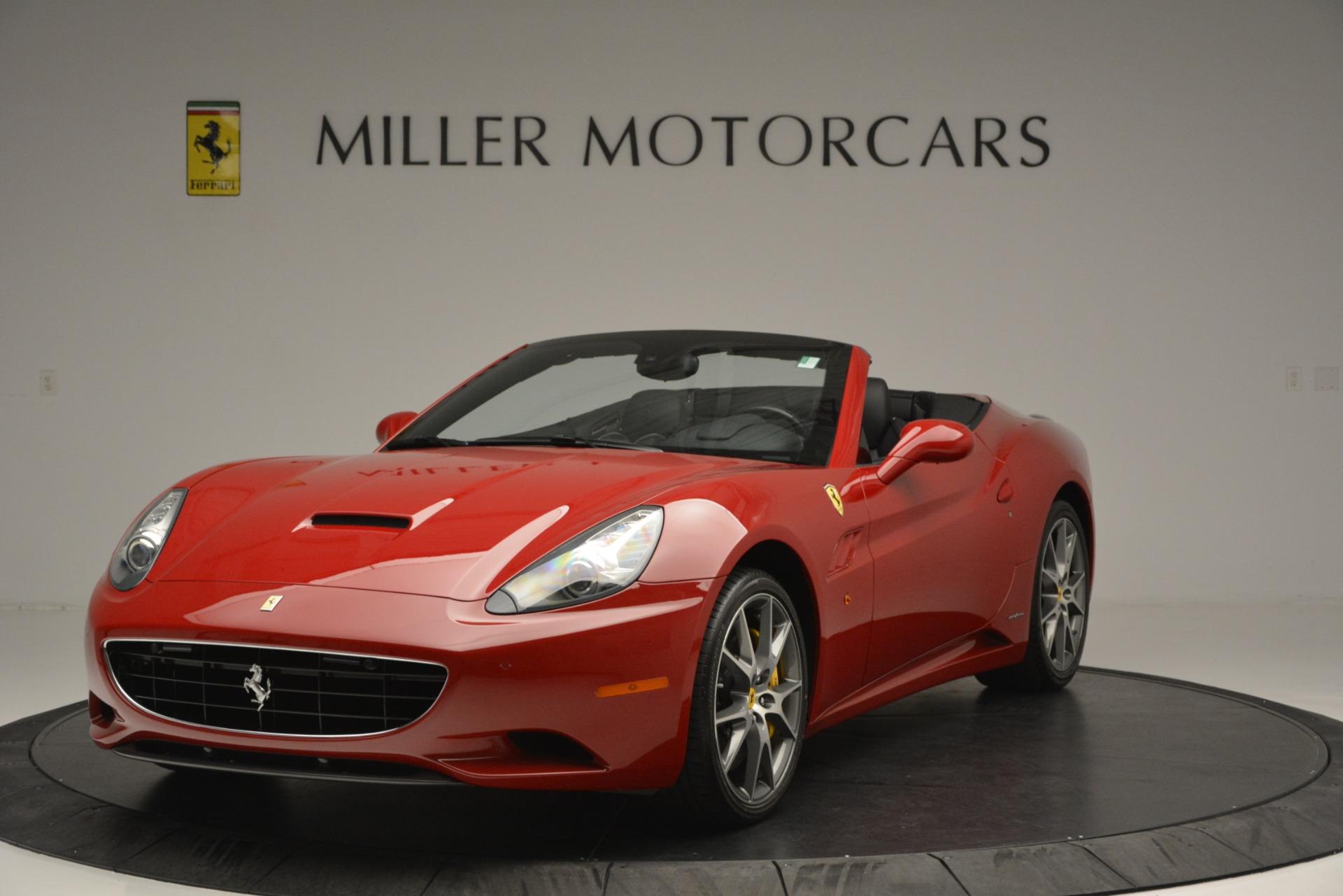 Used 2011 Ferrari California for sale Sold at Alfa Romeo of Westport in Westport CT 06880 1