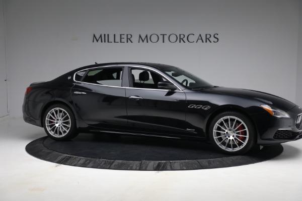 Used 2019 Maserati Quattroporte S Q4 GranLusso for sale $68,900 at Alfa Romeo of Westport in Westport CT 06880 10