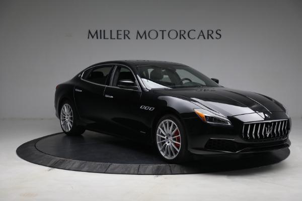 Used 2019 Maserati Quattroporte S Q4 GranLusso for sale $68,900 at Alfa Romeo of Westport in Westport CT 06880 11
