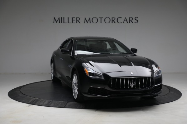 Used 2019 Maserati Quattroporte S Q4 GranLusso for sale $68,900 at Alfa Romeo of Westport in Westport CT 06880 12