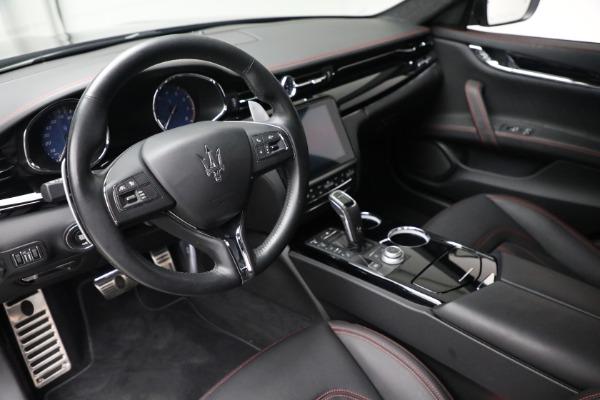 Used 2019 Maserati Quattroporte S Q4 GranLusso for sale $68,900 at Alfa Romeo of Westport in Westport CT 06880 14
