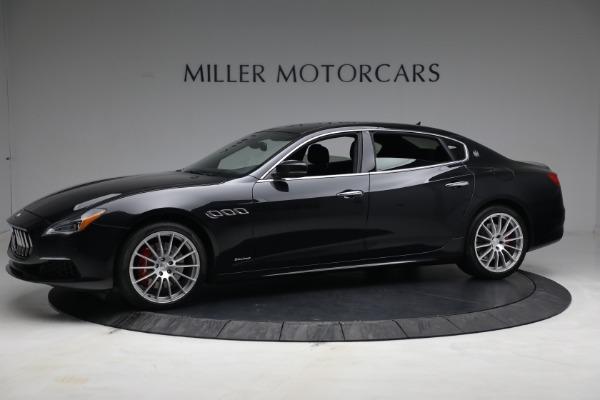 New 2019 Maserati Quattroporte S Q4 GranLusso for sale Sold at Alfa Romeo of Westport in Westport CT 06880 2