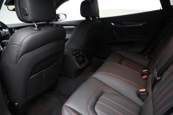 Used 2019 Maserati Quattroporte S Q4 GranLusso for sale $68,900 at Alfa Romeo of Westport in Westport CT 06880 22