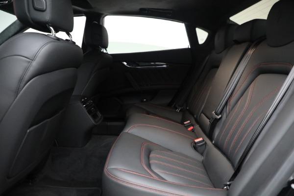 New 2019 Maserati Quattroporte S Q4 GranLusso for sale Sold at Alfa Romeo of Westport in Westport CT 06880 23
