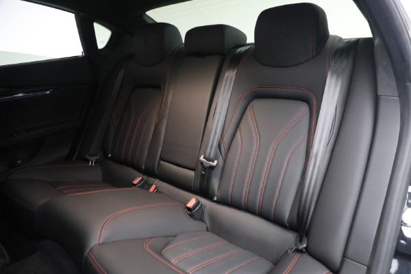 New 2019 Maserati Quattroporte S Q4 GranLusso for sale Sold at Alfa Romeo of Westport in Westport CT 06880 24